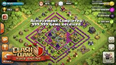 Clash of Clans Mod Apk Developer Mode December 2017 TH 11 Update – Unlimited Gems Working ! For you, clash of clans (coc) fans that are tired and bored looking for latest update… Clash Of Clans Cheat, Clash Of Clans Game, Clash Clans, Clash Of Clams, Play Hacks, Free Gems, Clash Royale, Hack Online, Places To Visit