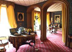 The Drawing Room - Hughenden Manor - Buckinghamshire - England