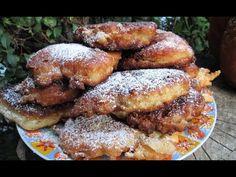 Moje pyszne, łatwe i sprawdzone przepisy :-) : Racuchy z serkiem wiejskim i jabłkami-puszyste i pyszne French Toast, Meat, Chicken, Breakfast, Food, Raspberries, Morning Coffee, Essen, Meals