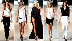 Desfiles de moda de Paris | Anthony Vaccarello – primavera verão 2013