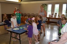 Summer  VBS 2017 Day 1