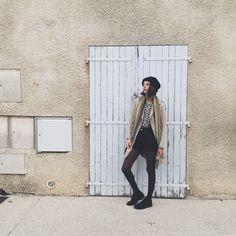 Alizée G. - Beanie mood