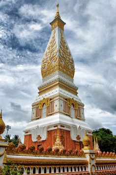 Wat Phra That Phanom, Thailand