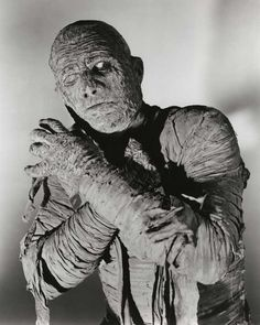 Imhotep (from The Mummy, 1932). Portrayed by Boris Karloff