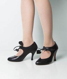 RAQUEL BLACK NAPPA   MINNA PARIKKA Black Patent Shoes, Pumps, Heels, Wearing Black, Mary Janes, Peep Toe, Flats, How To Wear, Shopping