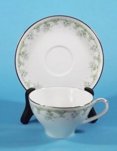 SALAD PLATE by NORITAKE /'/'COUNTESS/'/' 12 AVAILABLE// VERY ELEGANT