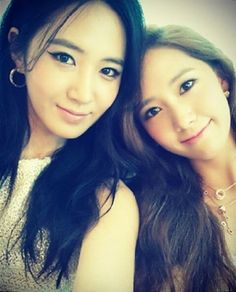 Girls' Generation's Yuri and YoonA to release duet together? ~ Latest K-pop News - K-pop News | Daily K Pop News