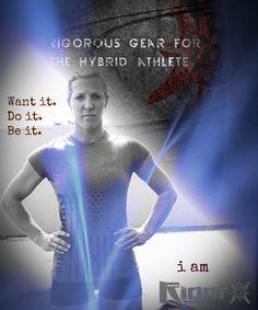 Wendy Arnold-Rigor Gear athlete