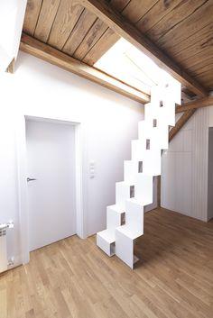 foorni.pl | MIESZKANIE Z WIEŻYCZKĄ - schody
