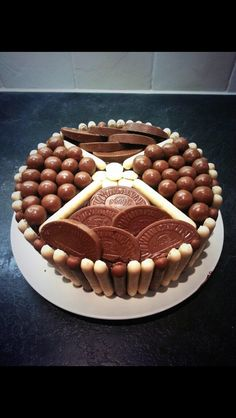 Chocolate orange and malteser cake with fingers Chocolate Finger Cake, Chocolate Recipes, Cupcakes, Cupcake Cakes, Malteser Cake, Candy Cakes, Novelty Cakes, Occasion Cakes, Love Cake