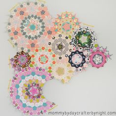 Mommy by day Crafter by night: La Passacaglia Progress + Black Friday Fabric Sales
