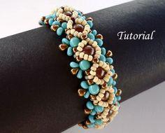 Tutorial Ojo Bracelet  Instant download beading by Ellad2 on Etsy, $5.00