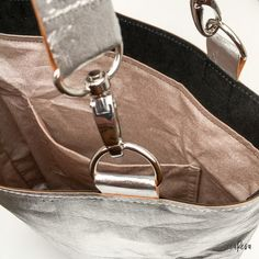 a6b295a449245 Schlichte Tasche nähen – einfacher Grundschnitt