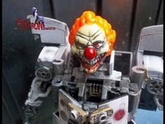 transformers custom twisted metal crossover sweet tooth