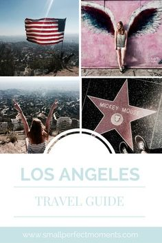 Los Angeles - Californien - Walk of Fame - Melrose Street - Travel - Guide - USA - Kalifornien - California - Wall - Wings - Hollywood Sign - Hike - Summer - Reisen - Colette Miller - Paul Smith - Made in LA -