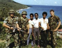 Operation Urgent Fury  In 1983, the United States, supported by other Caribbean island nations, invaded the island of Grenada because of a military coup that had occurred in the country. This invasion was codenamed Operation Urgent Fury. Plain and simple, fast and furious aggression was needed to subdue the revolution in Grenada, and that is exactly what the United States did.