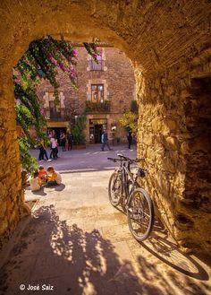 Peratallada - Girona, Spain