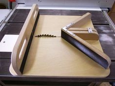 miter sled / crosscut sled