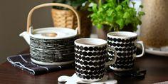 Astiakaappini tuleva perintökalleus? Marimekko, Kitchen Dining, House Design, Mugs, Tableware, Interior, Decor, Products, Indoor