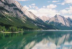 Tonquin Valley in Alberta, Canada