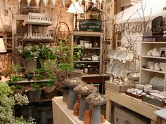 Garden show 2011 006 by monticelloantiques, via Flickr