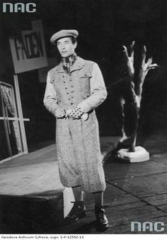 #woman #man #1944 #kobieta #mężczyzna #moda #fashion #vintage #40's #NAC