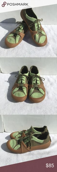 b32db9ca5314 Patagonia toast and jam shoes Sz 9 Patagonia toast and jam green and brown  shoes size