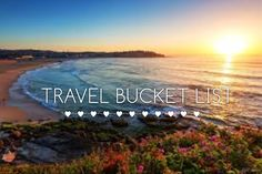 TRAVEL BUCKET LIST // #BLOGPOST // #LIFESTYLE // #TRAVEL // #BUCKETLIST Travel Advice, Travel Tips, Different Holidays, Holiday Park, Travel Photos, Connect, About Me Blog, Bucket, Posts