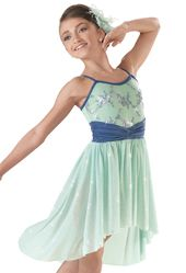 Weissman™ | Lyrical Dance Costumes: Recital & Performance 2015 Lovely dress. Definitely want this.