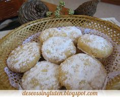 Deseos Sin Gluten: NEVADITOS CASEROS SIN GLUTEN Gluten Free Sweets, Gluten Free Cookies, Gluten Free Recipes, Snack Recipes, Dessert Recipes, Snacks, Desserts, Sem Lactose, Finger Foods