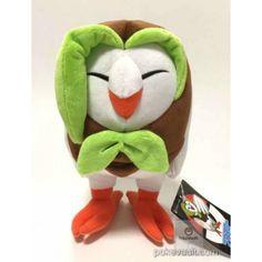 Pokemon Center 2017 Dartrix Plush Toy