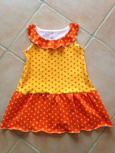 Seesaw robe d'été 110 cm Ottobre 3/2013 #12