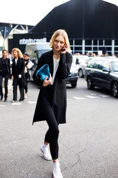 On the Street…One Girl, One Bag, Milan « The Sartorialist