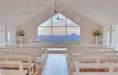 Tiffany's Chapel in Maleny (Sunshine Coast), Queensland. Heavenly...