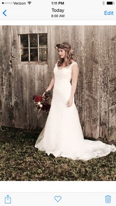 Country Rustic...Bridal Heirlooms with Parsimony Vintage