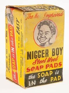 foto de 80 Best Vintage H8trd images   Racist ads, African american ...