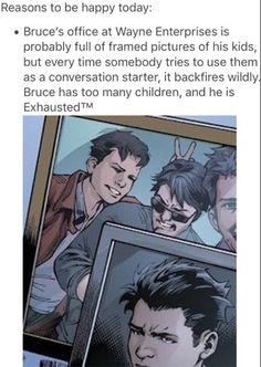 Thank you deathstroke for providing evidence to back this up Tim Drake, Im Batman, Batman Robin, Batman Universe, Dc Universe, Gotham, Wonder Woman, Super Sons, Marvel Dc