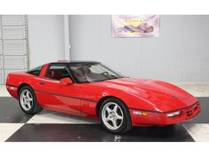 1990 Chevrolet Corvette ZR1 - Classic Cars - Lillington - North Carolina - announcement-80319