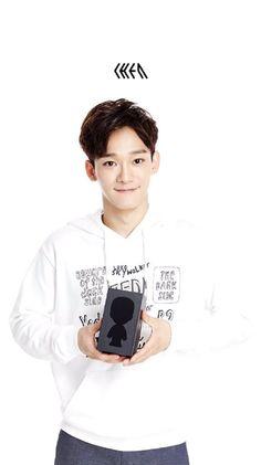 EXO Chen - Bluetooth Speaker CF (171115)