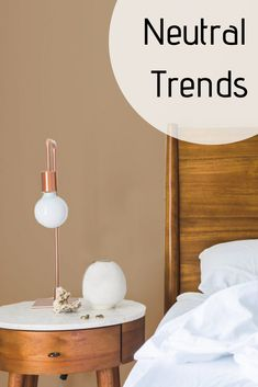 Hall's trends in practice: 4 ways with warm neutrals Paint Brands, Diy Store, Colour Trends, Cleaning Hacks, Neutral, Feels, Palette, Diy Projects, Colours