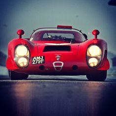 Alfa Romeo 33 Le Mans