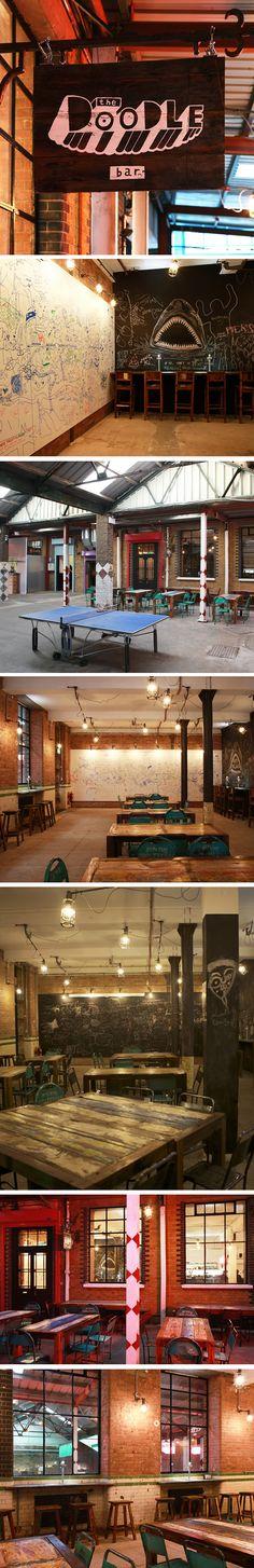 The-Doodle-Bar-Londres-2 - such a cool idea