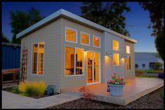 Les presentamos a continuación una selección de estupendas casas minimalistas de una planta. Este estilo de construcción viene ganando popularidad y no par