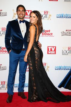 57th Annual Logie Awards at Crown Palladium on May 3, 2015 in Melbourne, Australia