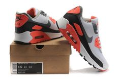 Nike Air Max 90 Hyperfuse Infrared via MFancy Boutique. Click on the image to see more!