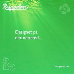 Designet på ditt nettsted... http://www.bruspulver.no/2014/03/19/design-pa-nettstedet-ditt/