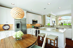 Kitchen - Chelsea Model at Country Pointe North Bellmore