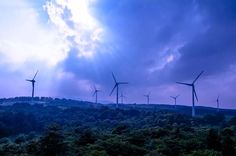 Wind turbine Photo by suakix