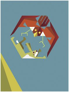 Downhill - Limited Edition Giclee Print | JamArtPrints.com