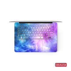 Vibrant Galaxy - MacBook Keyboard Skin